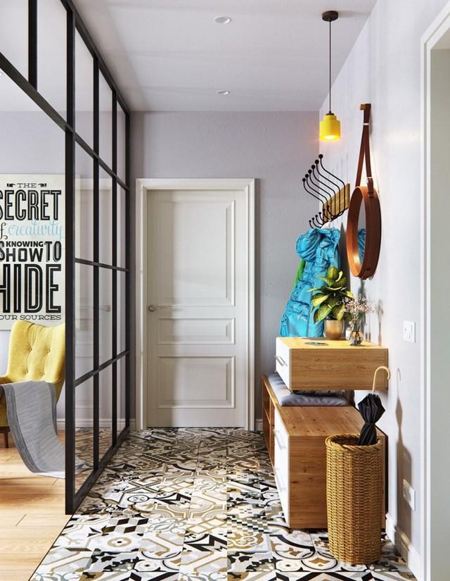 Tạo điểm nhấn siêu xinh với nội thất xanh lá cây - Ảnh 4.