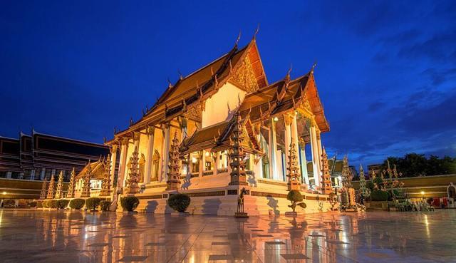 9 địa điểm thú vị nhất định không thể bỏ qua khi tới Bangkok mùa hè này - Ảnh 5.