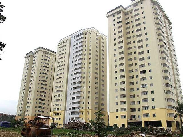 Nơm nớp sống trong chung cư Tecco Towers - Ảnh 1.