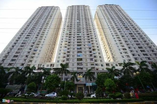 Hai bộ kiểm tra 17 chung cư khó khắc phục vi phạm PCCC của Hà Nội - Ảnh 1.