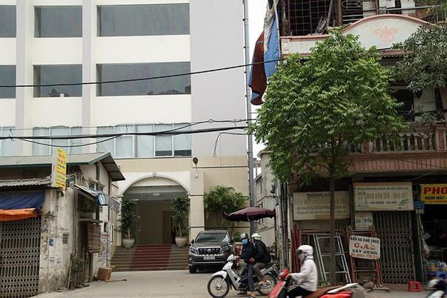 Cận cảnh loạt chung cư là điểm đen phòng cháy ở Hà Nội - Ảnh 12.