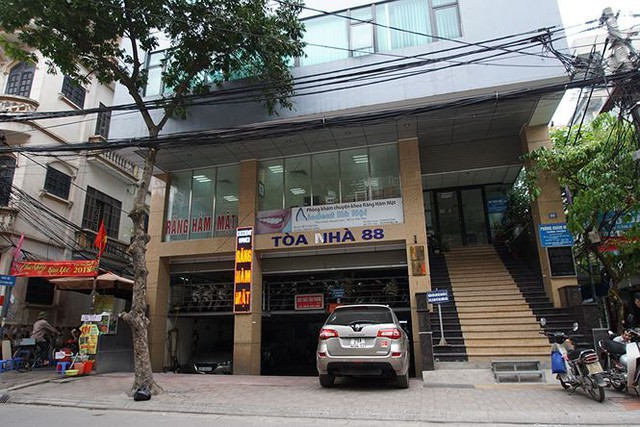 Cận cảnh loạt chung cư là điểm đen phòng cháy ở Hà Nội - Ảnh 13.