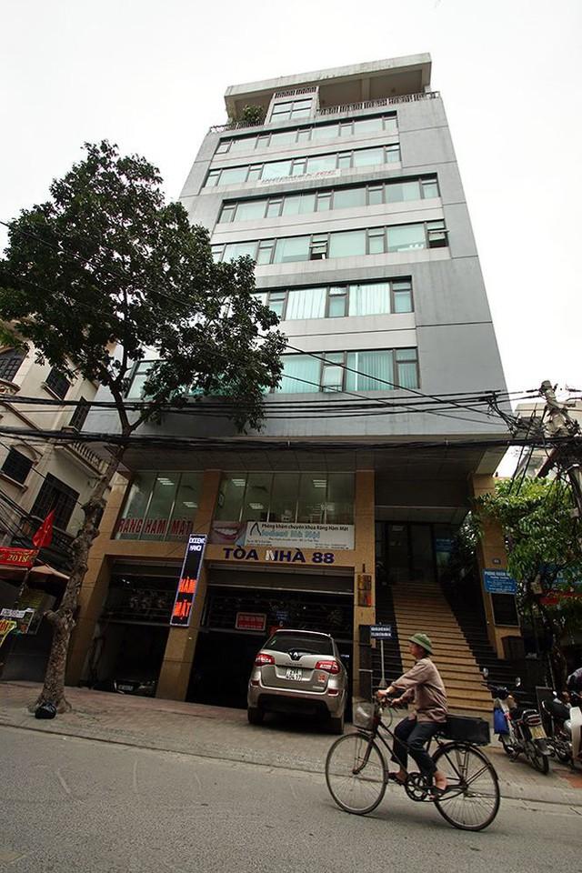 Cận cảnh loạt chung cư là điểm đen phòng cháy ở Hà Nội - Ảnh 14.