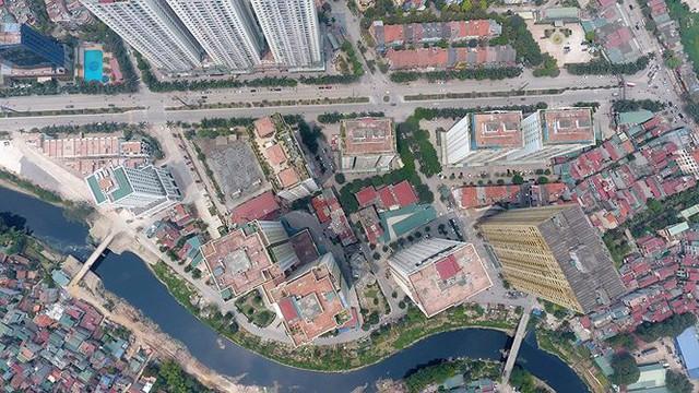 Cận cảnh loạt chung cư là điểm đen phòng cháy ở Hà Nội - Ảnh 4.