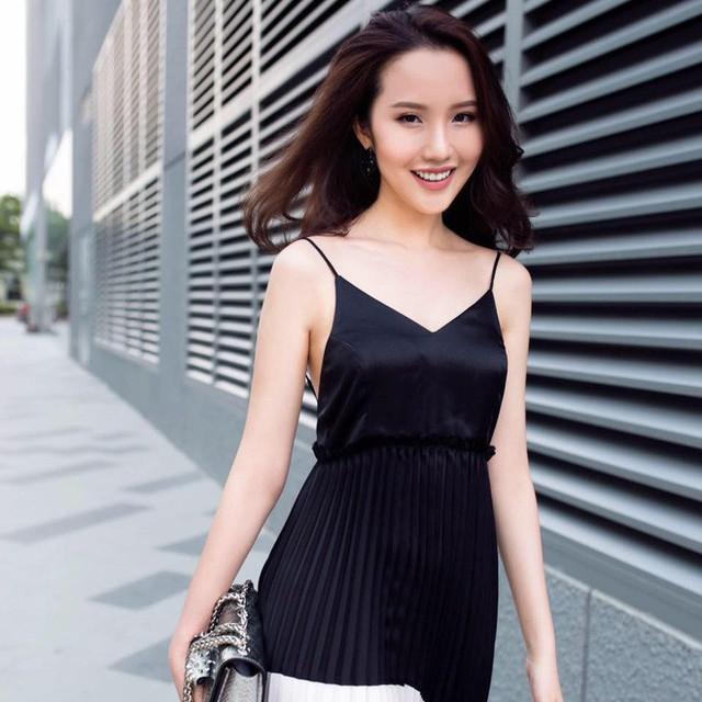 Cận cảnh vẻ sành điệu và gia thế khủng của bạn gái thiếu gia Phan Thành - Ảnh 5.
