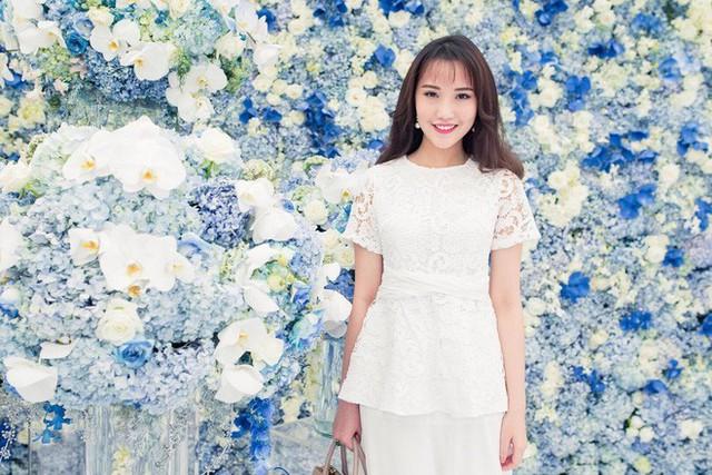 Cận cảnh vẻ sành điệu và gia thế khủng của bạn gái thiếu gia Phan Thành - Ảnh 6.