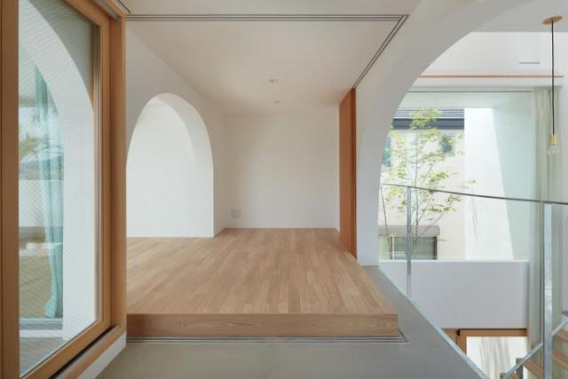 Tròn mắt ngắm ngôi nhà ống cực xinh ở Nhật - Ảnh 15.
