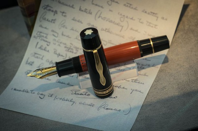 Sự ra đời của Montblanc và những chiếc bút danh tiếng nhất địa cầu - Ảnh 11.
