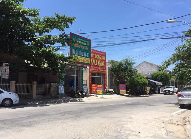 'Bão sốt đất' đã tạm tan ở Vân Phong - Ảnh 1.
