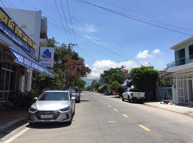 'Bão sốt đất' đã tạm tan ở Vân Phong - Ảnh 3.