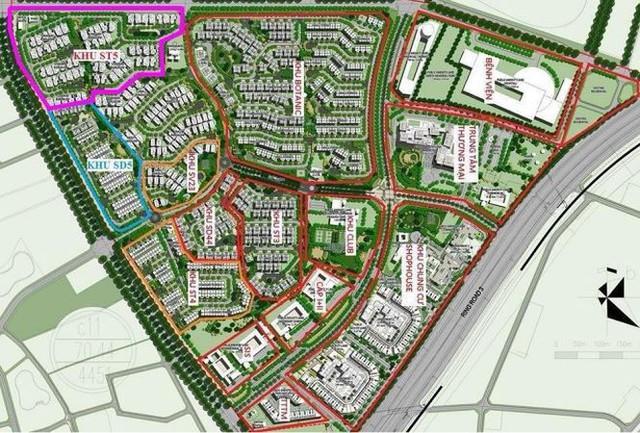 Cận cảnh khu thành thị đáng sống nhất Hà Nội muốn nhồi thêm nhà để phân phối - Ảnh 1.