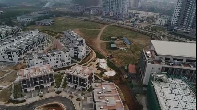 Cận cảnh khu thành thị đáng sống nhất Hà Nội muốn nhồi thêm nhà để phân phối - Ảnh 3.