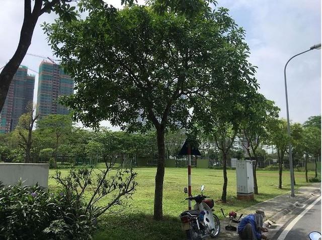 Cận cảnh khu thành thị đáng sống nhất Hà Nội muốn nhồi thêm nhà để phân phối - Ảnh 4.