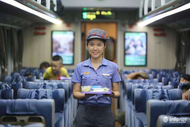 Cận cảnh toa tàu thế hệ 3 chất lượng cao vừa được ngành đường sắt đưa vào hoạt động - Ảnh 9.