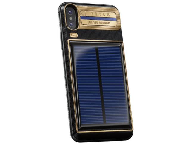 iPhone X phiên bản Tesla sử dụng pin mặt trời có giá tới 4.000 USD và Elon Musk sẽ là người đầu tiên sở hữu - Ảnh 5.