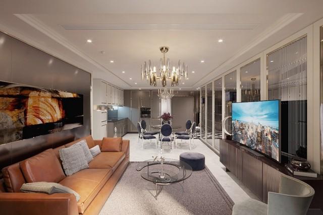 5 xu hướng thiết kế nội thất được lòng giới thượng lưu - Ảnh 12.
