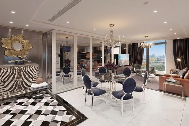 5 xu hướng thiết kế nội thất được lòng giới thượng lưu - Ảnh 7.