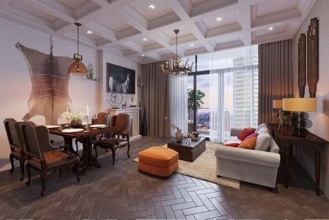 5 xu hướng thiết kế nội thất được lòng giới thượng lưu - Ảnh 8.