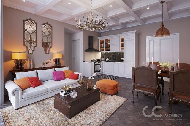 5 xu hướng thiết kế nội thất được lòng giới thượng lưu - Ảnh 9.