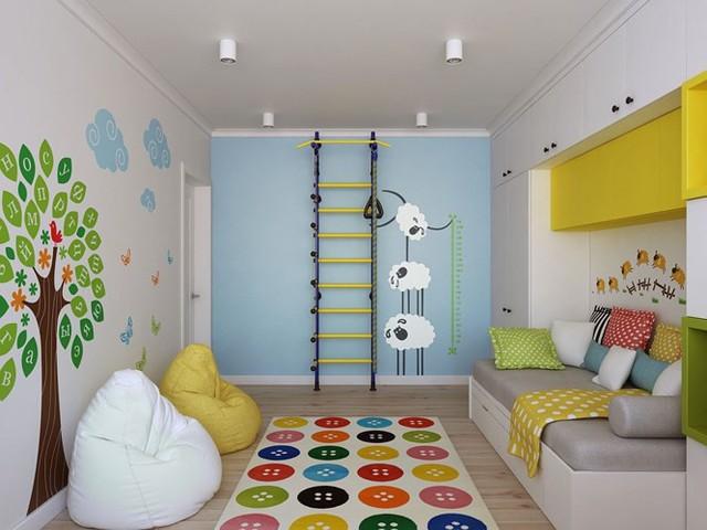 Thiết kế căn hộ chung cư sáng tạo theo phong một vàih Scandinavian - Ảnh 11.