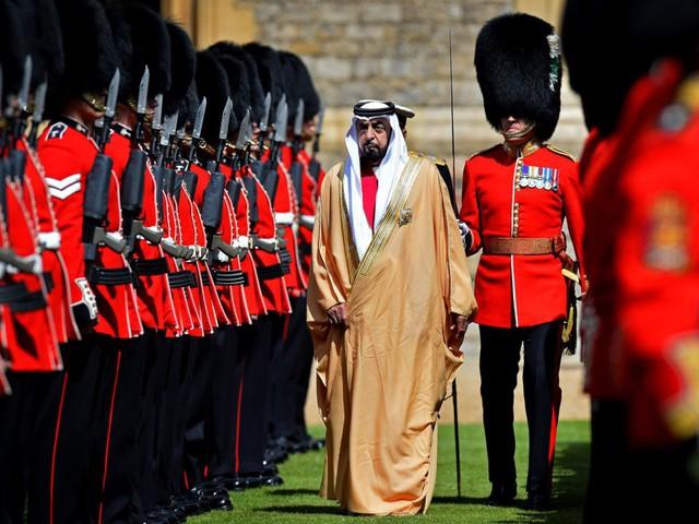 10 thành viên hoàng gia giàu nhất thế giới - Ảnh 4.