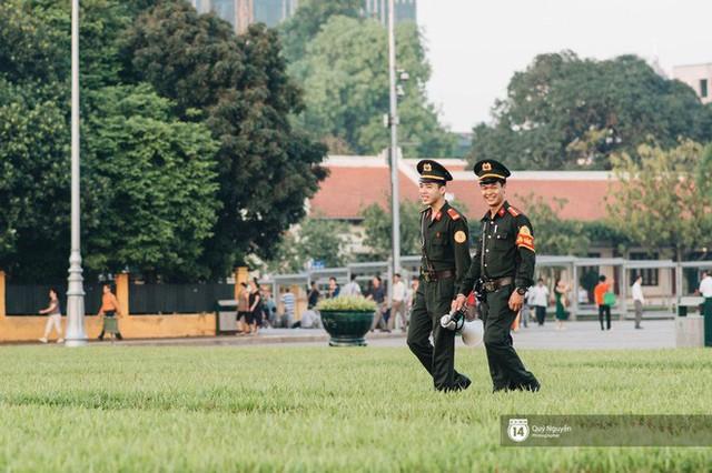 Tâm sự của chiến sĩ trong đội trực gác Lăng Bác: Với chúng tôi, ngày nào cũng là sinh nhật Người! - Ảnh 6.