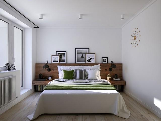 Thiết kế căn hộ chung cư sáng tạo theo phong một vàih Scandinavian - Ảnh 7.