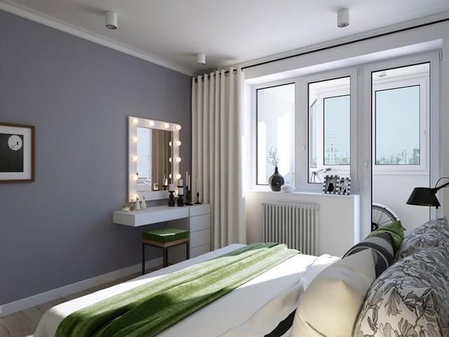 Thiết kế căn hộ chung cư sáng tạo theo phong một vàih Scandinavian - Ảnh 9.