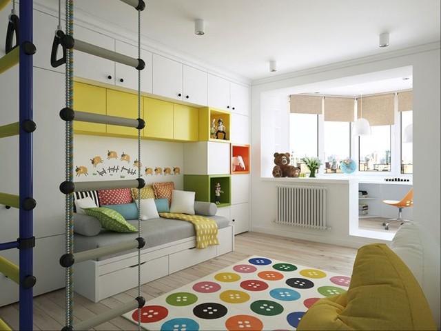 Thiết kế căn hộ chung cư sáng tạo theo phong một vàih Scandinavian - Ảnh 10.