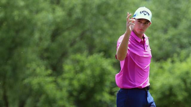 Bùng nổ trong ngày chung kết, tài năng trẻ Aaron Wise vô địch Byron Nelson - Ảnh 1.