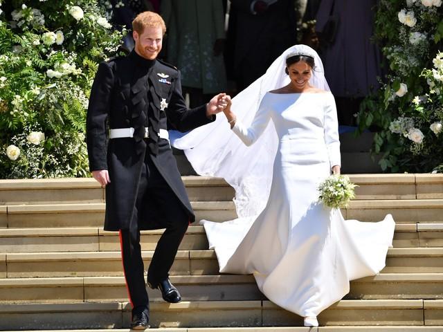 Đã đến lúc giải đáp câu hỏi: Vì sao Công nương Meghan Markle lại chọn Givenchy cho Đám cưới Hoàng gia Anh? - Ảnh 1.