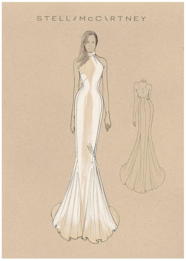 Trông thì tối giản nhưng 2 mẫu váy cưới của Meghan Markle trị giá tới hơn 8 tỷ đồng - Ảnh 10.