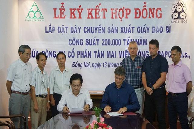 Ông lớn giấy Việt chi ngàn tỉ quyết đấu giấy ngoại - Ảnh 1.