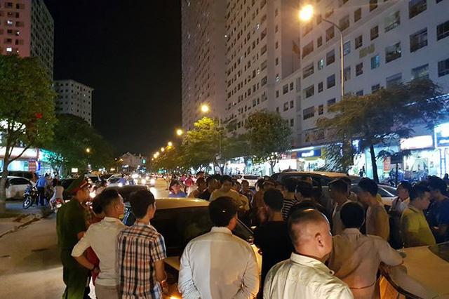 Náo loạn vì bãi đỗ xe lậu lớn nhất Linh Đàm bị đóng cửa - Ảnh 1.