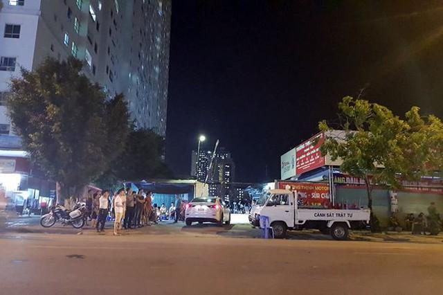 Náo loạn vì bãi đỗ xe lậu lớn nhất Linh Đàm bị đóng cửa - Ảnh 12.