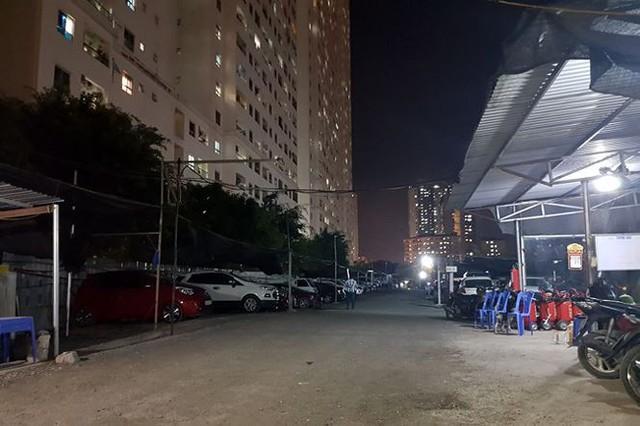 Náo loạn vì bãi đỗ xe lậu lớn nhất Linh Đàm bị đóng cửa - Ảnh 14.