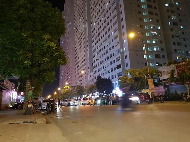 Náo loạn vì bãi đỗ xe lậu lớn nhất Linh Đàm bị đóng cửa - Ảnh 15.