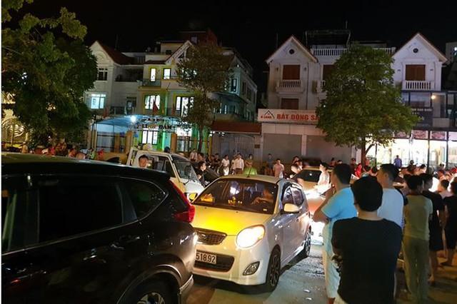Náo loạn vì bãi đỗ xe lậu lớn nhất Linh Đàm bị đóng cửa - Ảnh 7.