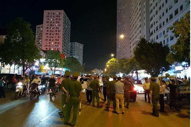 Náo loạn vì bãi đỗ xe lậu lớn nhất Linh Đàm bị đóng cửa - Ảnh 8.