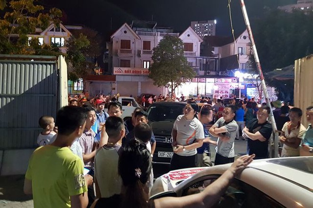 Náo loạn vì bãi đỗ xe lậu lớn nhất Linh Đàm bị đóng cửa - Ảnh 9.