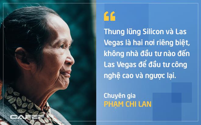 Chuyên gia Phạm Chi Lan: Đặt casino ở đặc khu thì nên nhớ thung lũng Silicon và Las Vegas không thể ở cùng một chỗ! - Ảnh 2.