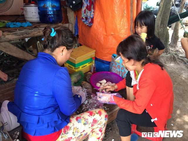 Phận người bới rác tìm tiền ở đảo ngọc Phú Quốc - Ảnh 9.