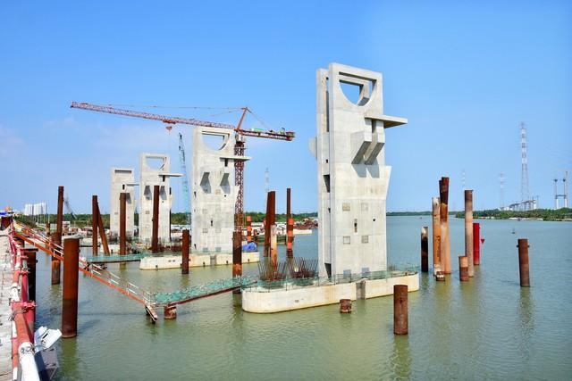 Cận cảnh dự án chống ngập 10.000 tỷ đồng ở Sài Gòn dừng thi công - Ảnh 8.