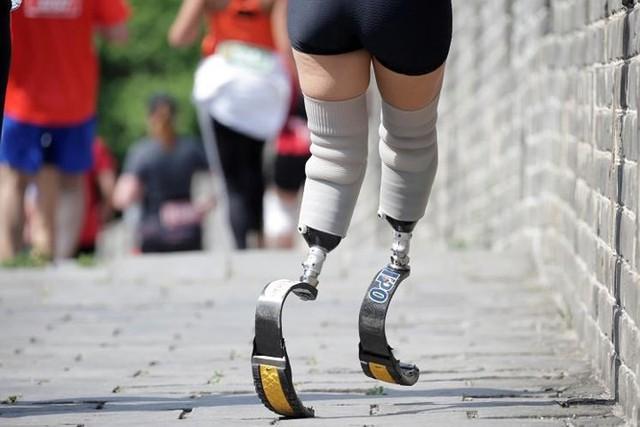 Ảnh ấn tượng về cuộc marathon đặc biệt trên Vạn Lý Trường Thành - Ảnh 18.