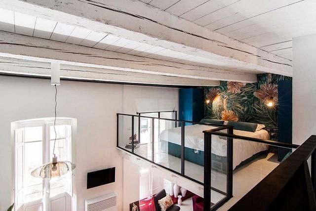 Ngôi nhà trang trí màu sắc tuyệt đẹp theo phong cách Ý - Ảnh 6.