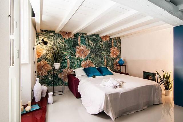 Ngôi nhà trang trí màu sắc tuyệt đẹp theo phong cách Ý - Ảnh 7.