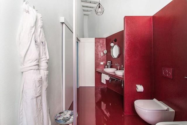 Ngôi nhà trang trí màu sắc tuyệt đẹp theo phong cách Ý - Ảnh 10.