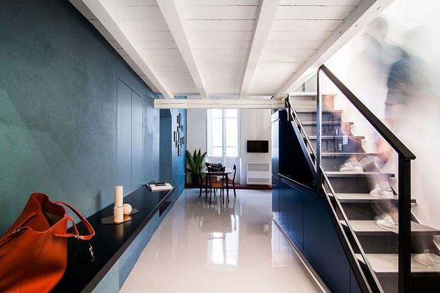 Ngôi nhà trang trí màu sắc tuyệt đẹp theo phong cách Ý - Ảnh 3.