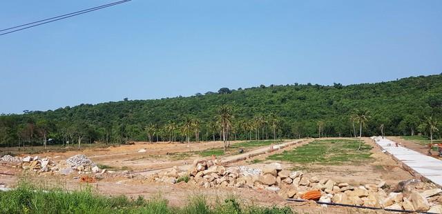 Muôn kiểu buôn đất ở Phú Quốc: Một phân khúc ngầm đang hình thành - Ảnh 4.
