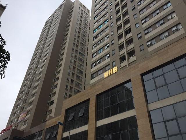 Lập đoàn kiểm tra vi phạm chung cư HHB Tân Tây Đô của Hải Phát - Ảnh 1.